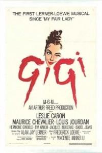 Caratula, cartel, poster o portada de Gigi