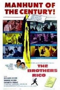 Caratula, cartel, poster o portada de Los hermanos Rico