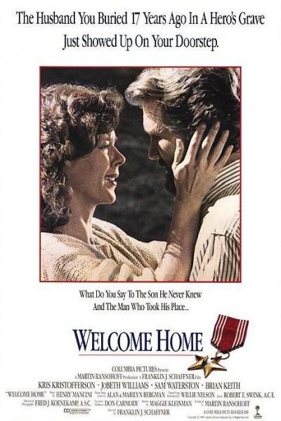 Caratula, cartel, poster o portada de Bienvenido a casa