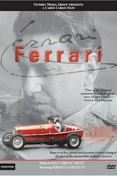 Caratula, cartel, poster o portada de Ferrari
