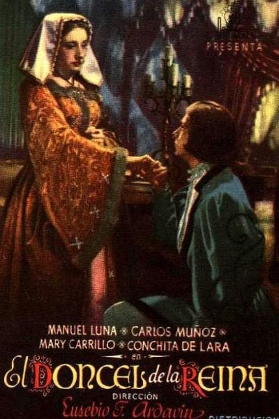 Caratula, cartel, poster o portada de El doncel de la reina
