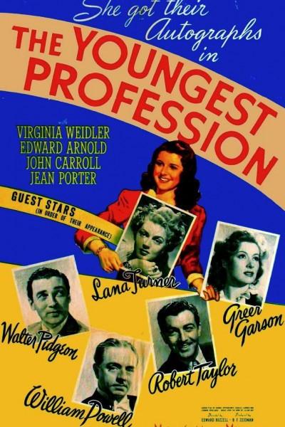 Caratula, cartel, poster o portada de The Youngest Profession