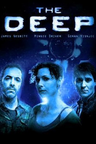 Caratula, cartel, poster o portada de The Deep