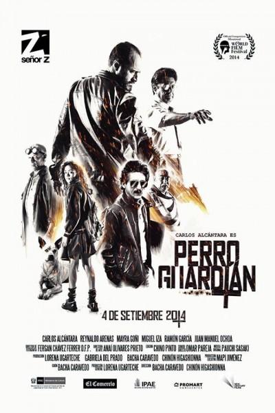 Caratula, cartel, poster o portada de Perro guardián
