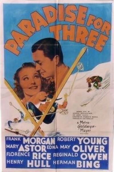 Caratula, cartel, poster o portada de Paradise for Three