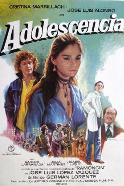 Caratula, cartel, poster o portada de Adolescencia