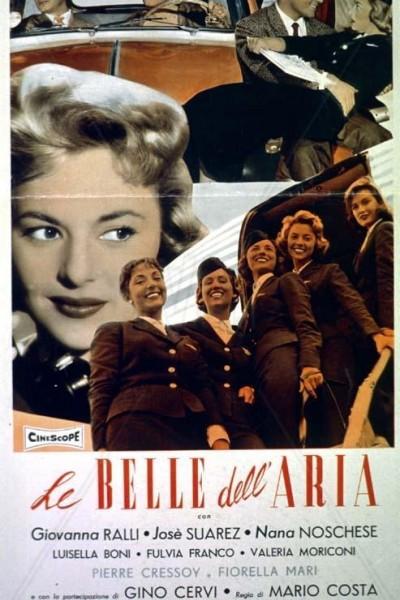 Caratula, cartel, poster o portada de Las aeroguapas