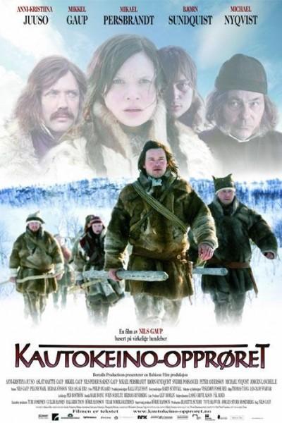 Caratula, cartel, poster o portada de La rebelión de Kautokeino