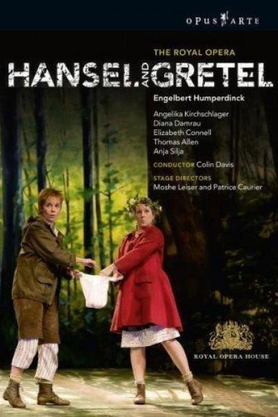 Caratula, cartel, poster o portada de Hansel and Gretel