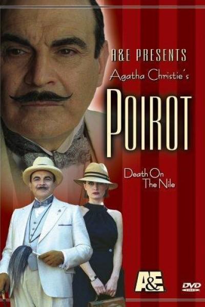 Caratula, cartel, poster o portada de Agatha Christie: Poirot - Muerte en el Nilo