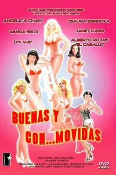 Caratula, cartel, poster o portada de Buenas, y con... movidas
