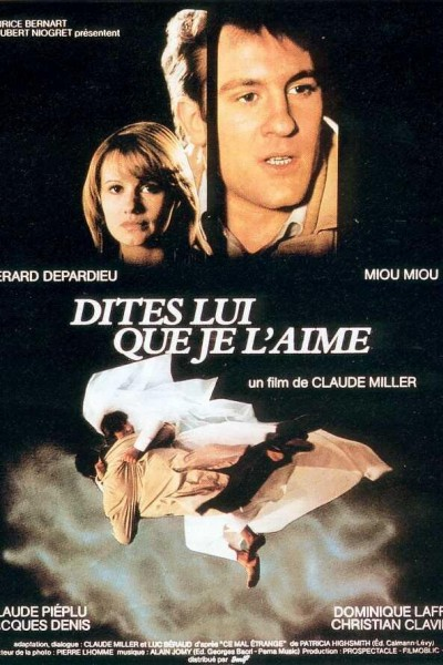Caratula, cartel, poster o portada de Dites-lui que je l\'aime (Hasta el último infierno)