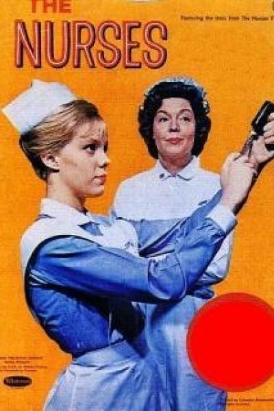 Caratula, cartel, poster o portada de Las enfermeras