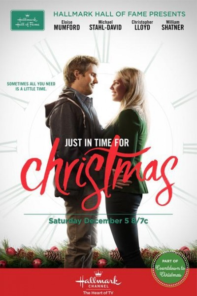 Caratula, cartel, poster o portada de Just in Time for Christmas