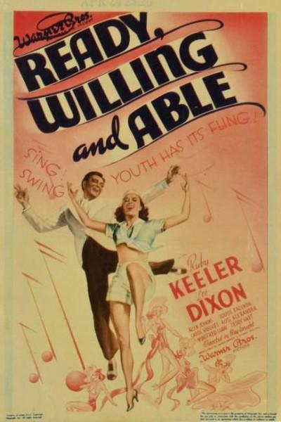 Caratula, cartel, poster o portada de Ready, Willing and Able