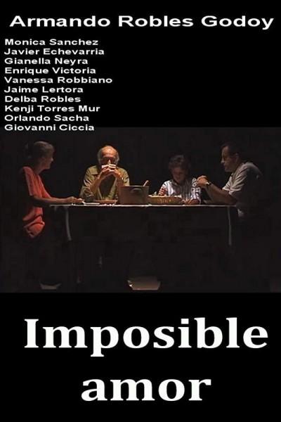 Caratula, cartel, poster o portada de Imposible amor