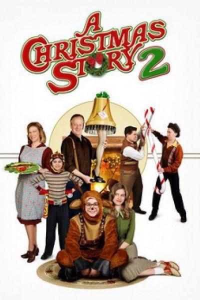 Caratula, cartel, poster o portada de A Christmas Story 2