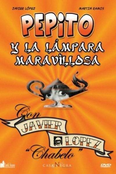 Caratula, cartel, poster o portada de Pepito y la lámpara maravillosa