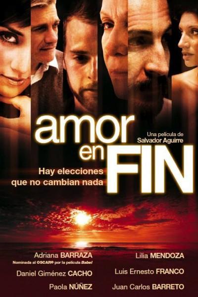Caratula, cartel, poster o portada de Amor en fin