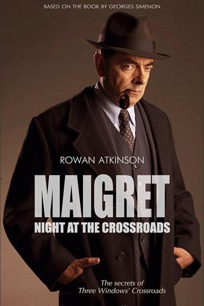 Caratula, cartel, poster o portada de Maigret: Night at the Crossroads