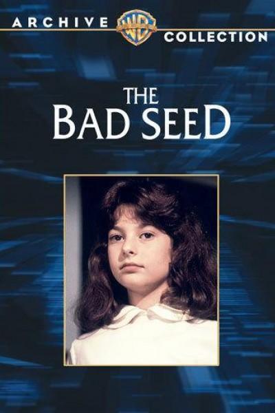 Caratula, cartel, poster o portada de La mala semilla