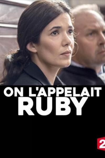 Caratula, cartel, poster o portada de La llamaban Ruby