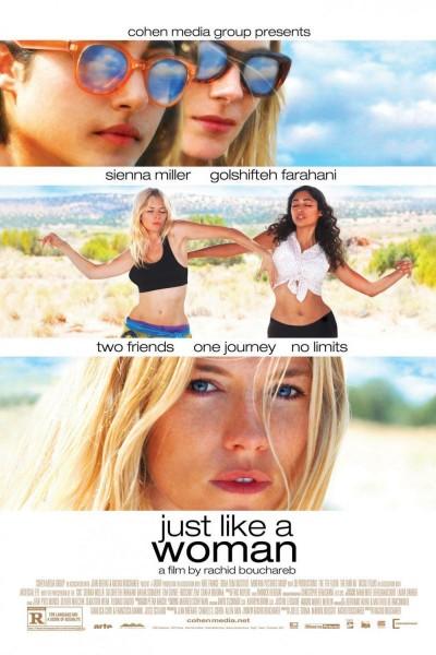 Caratula, cartel, poster o portada de Just Like a Woman