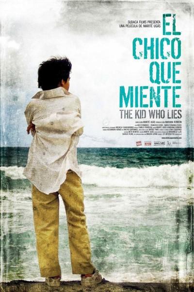 Caratula, cartel, poster o portada de El chico que miente