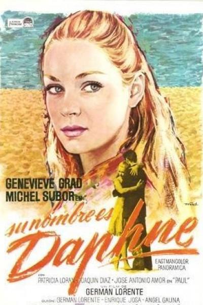 Caratula, cartel, poster o portada de Su nombre es Daphne