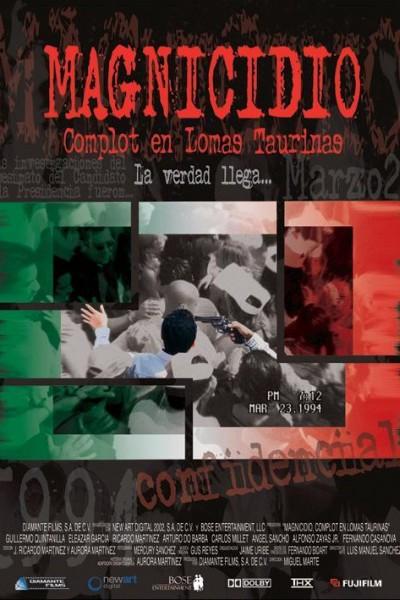 Caratula, cartel, poster o portada de Magnicidio. Complot en Lomas Taurinas