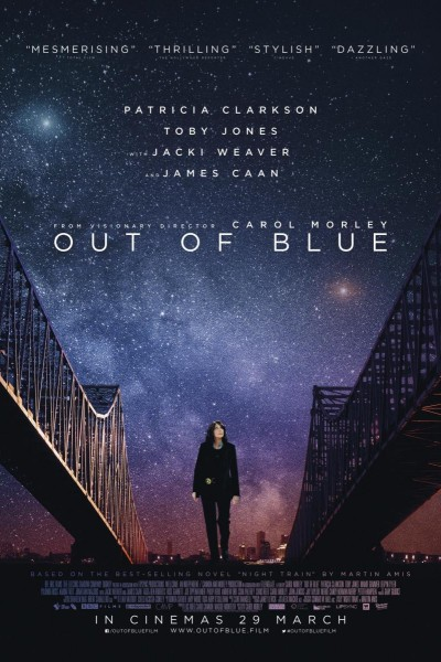 Caratula, cartel, poster o portada de Out of Blue