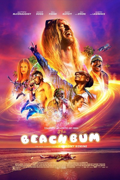 Caratula, cartel, poster o portada de The Beach Bum