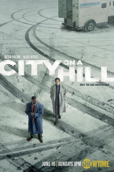 Caratula, cartel, poster o portada de City on a Hill
