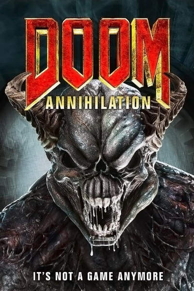 Caratula, cartel, poster o portada de Doom: Annihilation