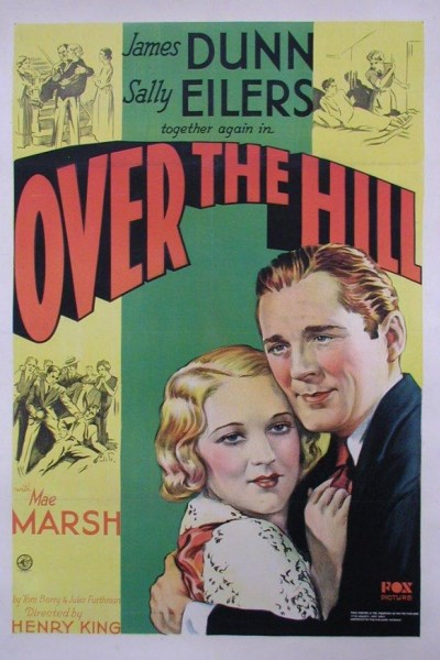 Caratula, cartel, poster o portada de Over the Hill