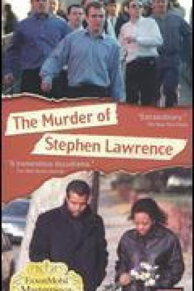 Caratula, cartel, poster o portada de The Murder of Stephen Lawrence