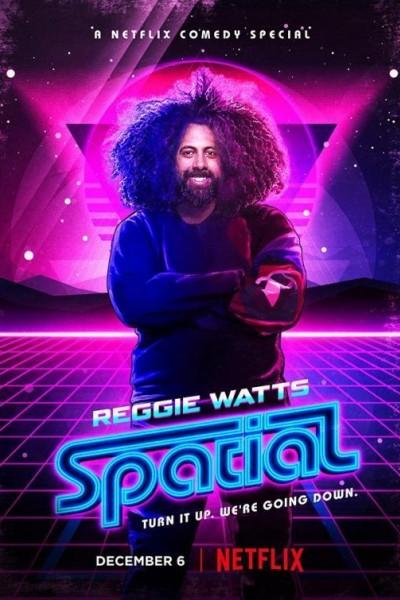 Caratula, cartel, poster o portada de Reggie Watts: Spatial