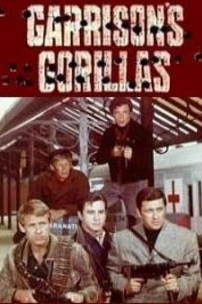 Caratula, cartel, poster o portada de Garrison\'s Gorillas