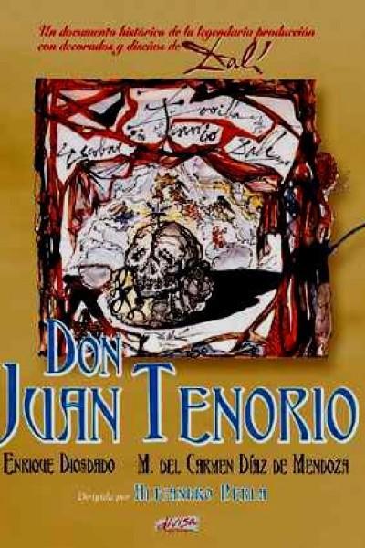 Caratula, cartel, poster o portada de Don Juan Tenorio