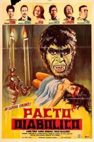 Caratula, cartel, poster o portada de Pacto diabólico