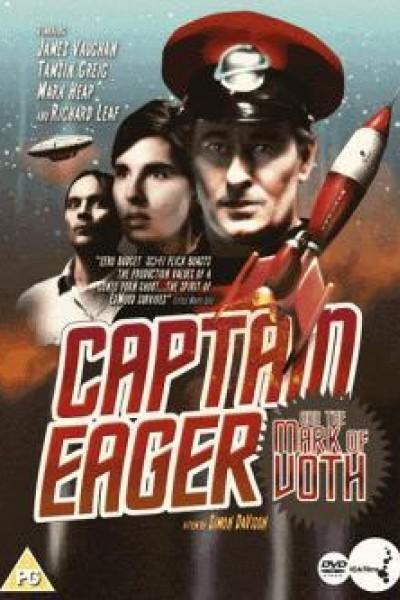 Caratula, cartel, poster o portada de El capitán Eager y la marca de Voth