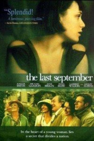 Caratula, cartel, poster o portada de The Last September