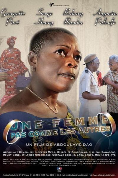 Caratula, cartel, poster o portada de A Woman Like No Other