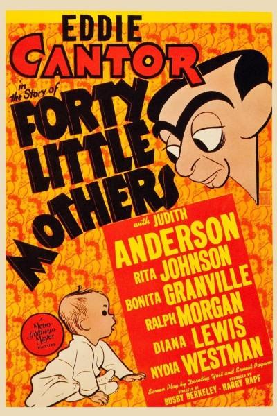 Caratula, cartel, poster o portada de Forty Little Mothers