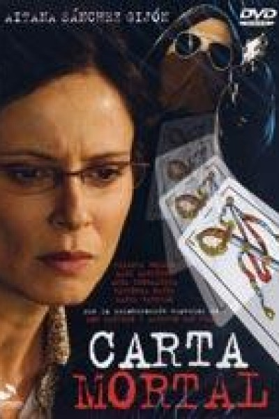 Caratula, cartel, poster o portada de Carta mortal
