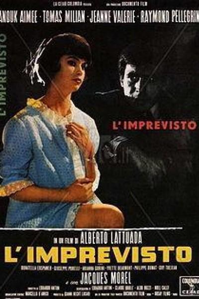 Caratula, cartel, poster o portada de L\'imprevisto (Los secuestradores)