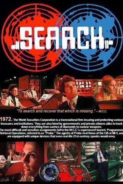 Caratula, cartel, poster o portada de Investigación