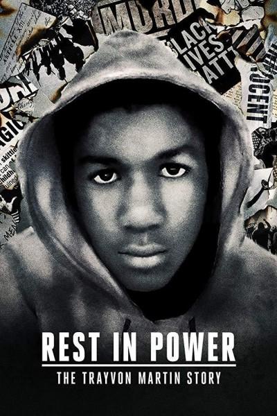 Caratula, cartel, poster o portada de Rest in Power: The Trayvon Martin Story