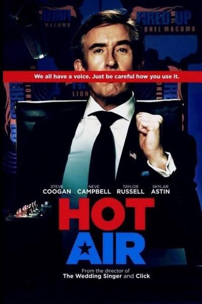 Caratula, cartel, poster o portada de Hot Air