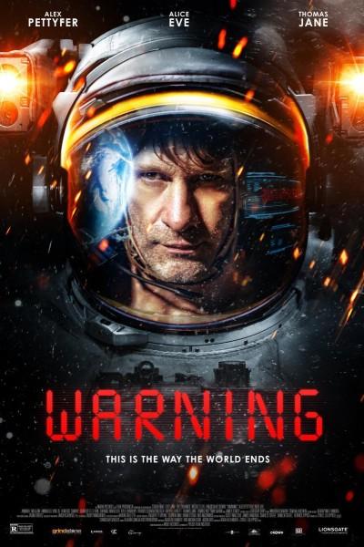Caratula, cartel, poster o portada de Warning